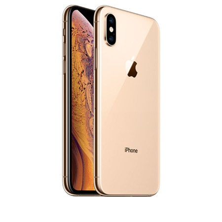Apple - iPhone XS 64GB Gold