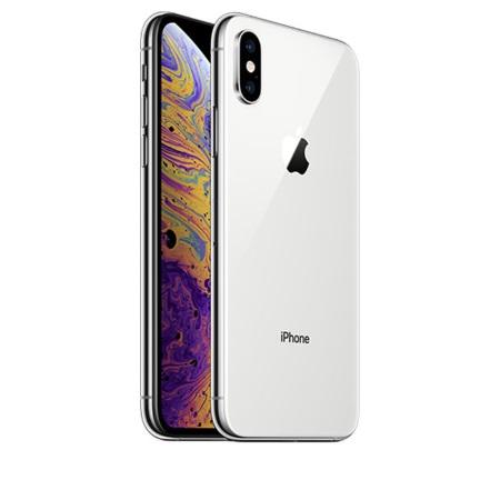 Apple - iPhone XS 256GB Silver