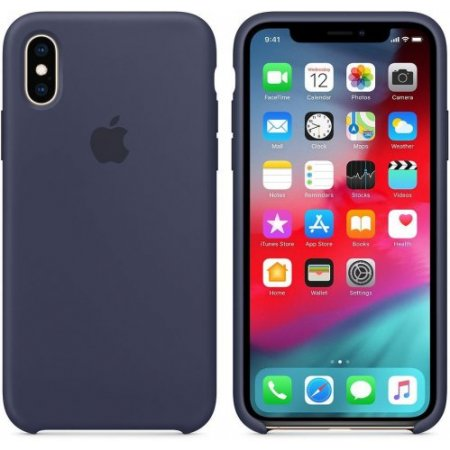 "Apple Cover smartphone fino 5.8 "" - Mrw92zm/a Blu"