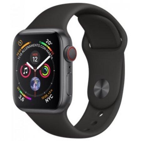 Apple Smartwatch 16gb. - Apple Watch 4 40mm Alluminio Gps+cellular Mtvd2ty/a Grigio