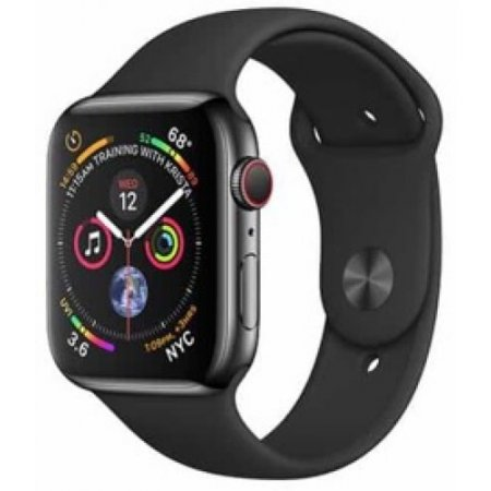 Apple - Apple Watch 4 44mm Alluminio Gps+cellular Grigio