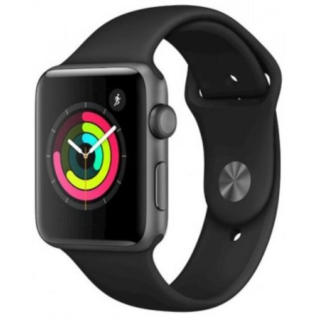 Apple - Apple Watch 4 Nike 44mm Gps+cellular Mtxm2ty/a Nero