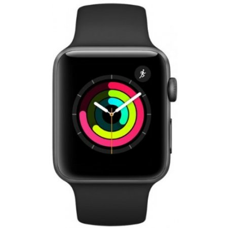 Apple - Apple Watch 4 Nike 44mm Gps+cellular Mtxm2ty/a Nero