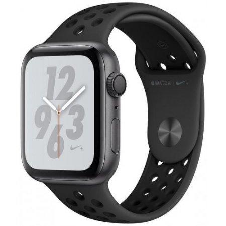 Apple - Apple Watch 4 Nike+ 40mm Gps Mu6j2ty/a Nero