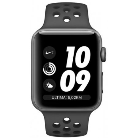 Apple Smartwatch 8gb. - Apple Watch 3 38mm Nike+ Mtf12ql/a Nero