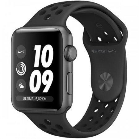 Apple - Apple Watch 3 42mm Nike+ Mtf42ql/a Nero