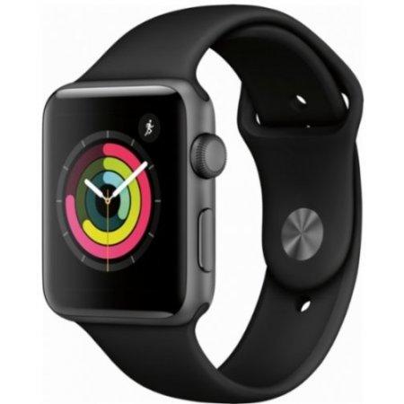 Apple - Applewatch 3 42mm Gps Mtf32ql/a Nero