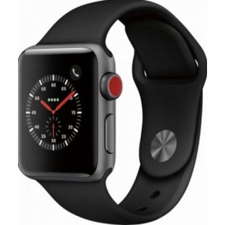 Apple Smartwatch 16gb. - Apple Watch 3 38mm Gps + Cellular Nero