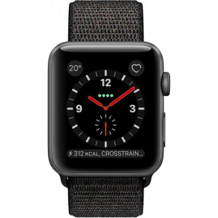 Apple Smartwatch 16gb. - Apple Watch 3 42mm Gps + Cellular Nero