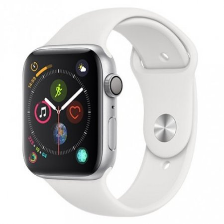 Apple Smartwatch - Apple Watch 4 44mm Gps Mu6a2ty/a Silver