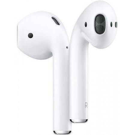 Apple Auricolari wireless - Airpods con custodia di ricarica wireless Mrxj2ty/a
