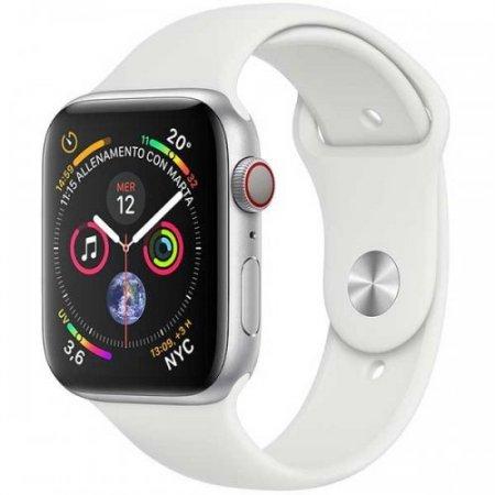 Apple Smartwatch 16gb. - Apple Watch 4 40mm Alluminio Gps+cellular Mtva2ty/a Silver