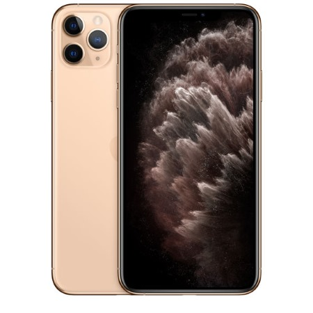 Apple - iPhone 11 Pro Max 256GB Gold