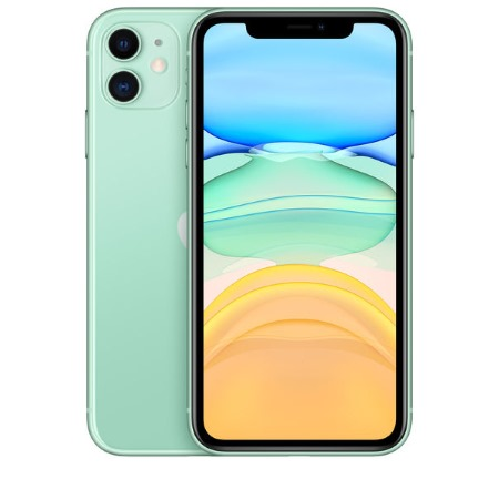 Apple - iPhone 11 128GB Green