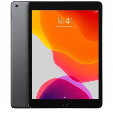 Apple - iPad 10.2 32GB Wi-Fi Space Grey