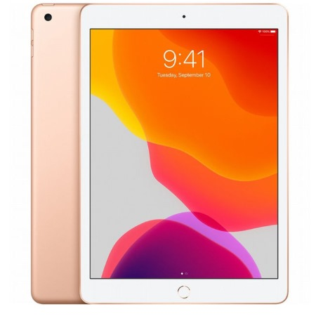 Apple - iPad 10.2 32GB Wi-Fi Gold