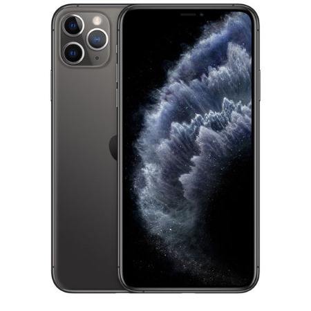 Apple - iPhone 11 Pro Max 64GB Space Grey