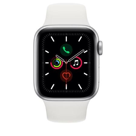 Apple Smartwatch - Watch Series 5 GPS 40mm Silver