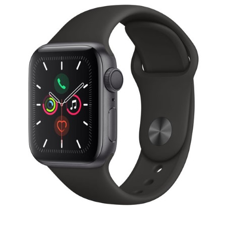 Apple - Apple Watch Series 5 GPS 40mm Space Grey