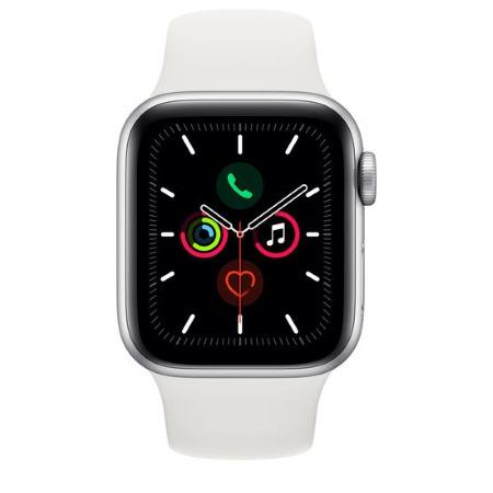 Apple Smartwatch - Watch Series 5 GPS 44mm Silver