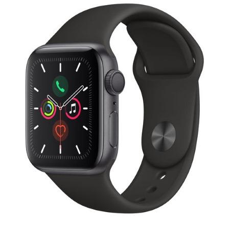 Apple - Watch Series 5 GPS 44mm Space Grey