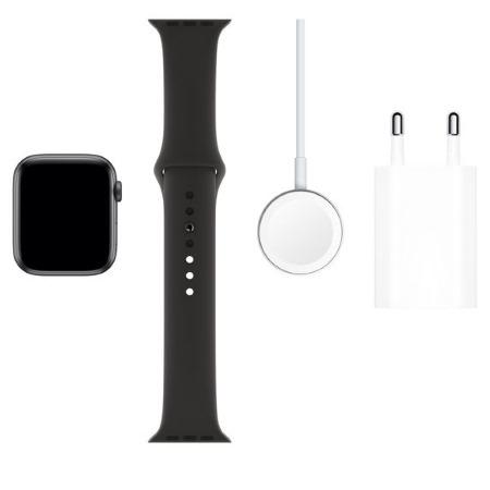 Apple Smartwatch - Watch Series 5 GPS + Cellular 44mm Space Grey