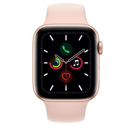 Apple Smartwatch - Watch Series 5 GPS + Cellular 40mm Gold
