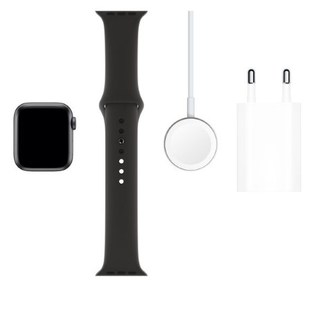 Apple Smartwatch - Watch Series 5 GPS + Cellular 40mm Space Grey