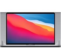 """Apple MacBook Pro 16"""" Intel® Core™ i7 512GB Grigio Siderale"""