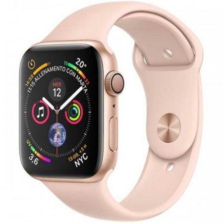 Apple - Apple Watch 4 44mm Alluminio Gps+cellular Mtvw2ty/a Oro