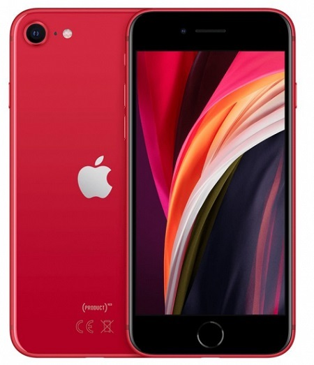 Apple - iPhone SE 2020 128gb (product)red