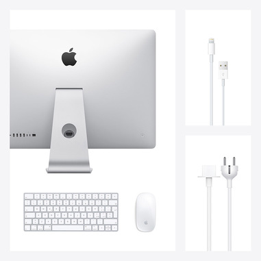 "Apple iMAC 27"" Intel® Core™ i5 256GB Argento Mxwt2t/a"
