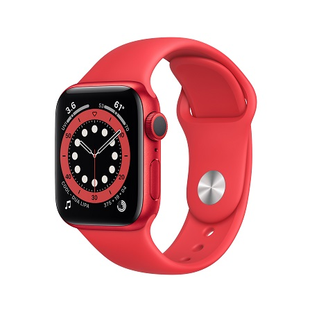 Apple Watch Series 6, 40mm PRODUCT (RED)