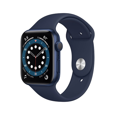 Apple Watch Series 6 Blue 44mm