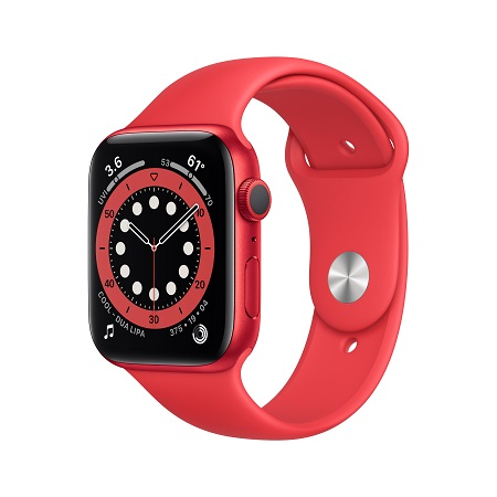 Apple Watch Series 6, 44mm PRODUCT (RED)