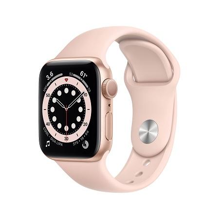 Apple Watch Series 6, 40mm Gold Alum