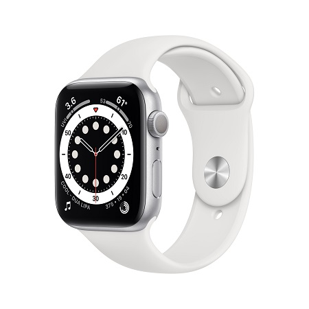 Apple Watch Series 6  44 mm Silver