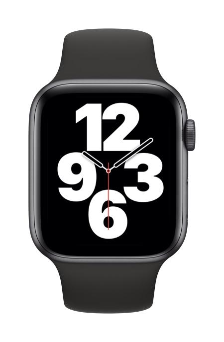 Apple Watch SE, 44mm Space Gray GPS