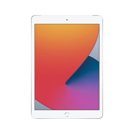 Apple iPad 10.2 (2020) WiFi 128 GB - Silver MYLE2TY/A