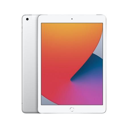 Apple iPad 10.2 (2020) WiFi + Cellular 128 GB Silver  - MYMM2TY/A