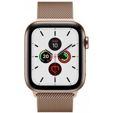 Apple - Watch Serie 5 Gps + Cellular 44mm Mwwj2ty/a Oro