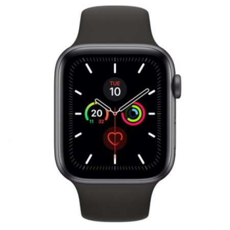 Apple - Watch Serie 5 Gps + Cellular 40mm Mwx92ty/a Nero