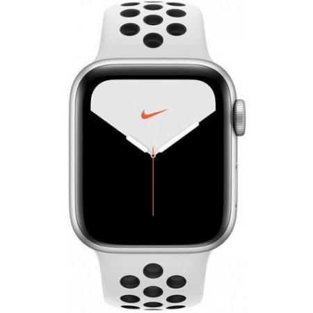 Apple Watch Serie 5 Nike Silver 40mm