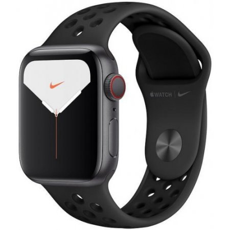 Apple Smartwatch 32gb. - Watch Serie 5 Nike Gps + Cellular 40mm Mx3d2ty/a Antracite-nero