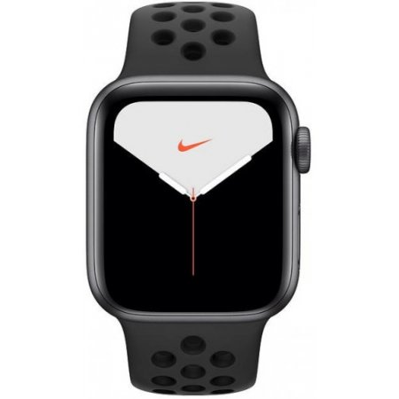Apple Watch Serie 5 Nike Antracite nero 40mm