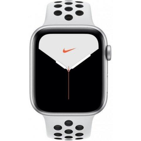 Apple Watch Serie 5 Nike Silver 44mm