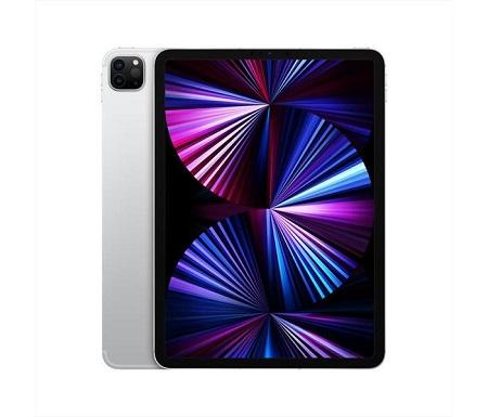 "APPLE - iPad Pro 11"" 128GB WiFi + CEL 5G MHW63TY/A 2021 - Argento"