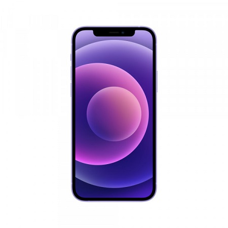Apple - iPhone 12 64gb Purple