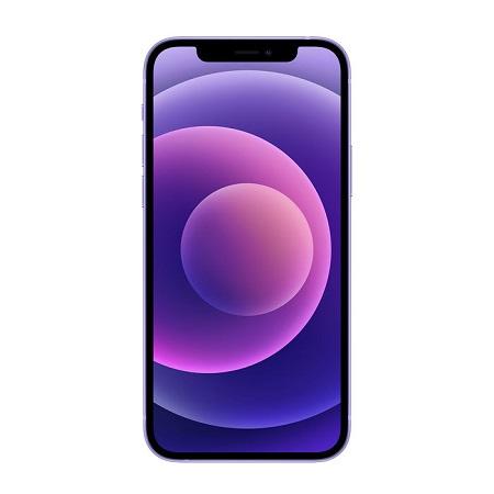 Apple - iPhone 12 Mini 64gb Purple