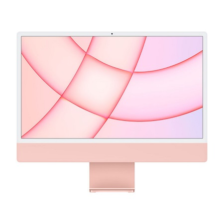 """APPLE iMac 24""""  8 CPU 7 GPU 256GB Rosa MJVA3T/A 2021"""